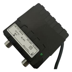 alimentatore switching 12v per amplificatori di segnale di antenna tv a 1 uscita
