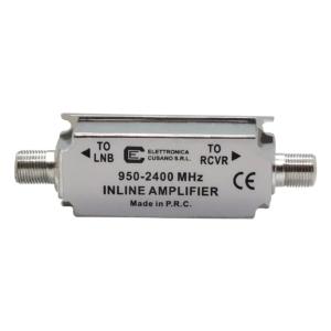 amplificatore di linea per satellite
