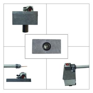 chorus titanio - presa antenna tv maschio terminale - prodotto compatibile