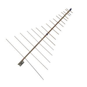 antenna logaritmica per digitale terrestre pl16f