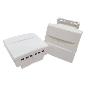 scatola da palo per amplificatori o partitore di segnale da 30dB