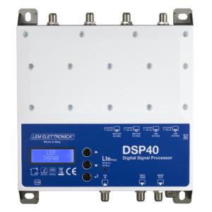centrale digitale antenna programmabile 32 filtri
